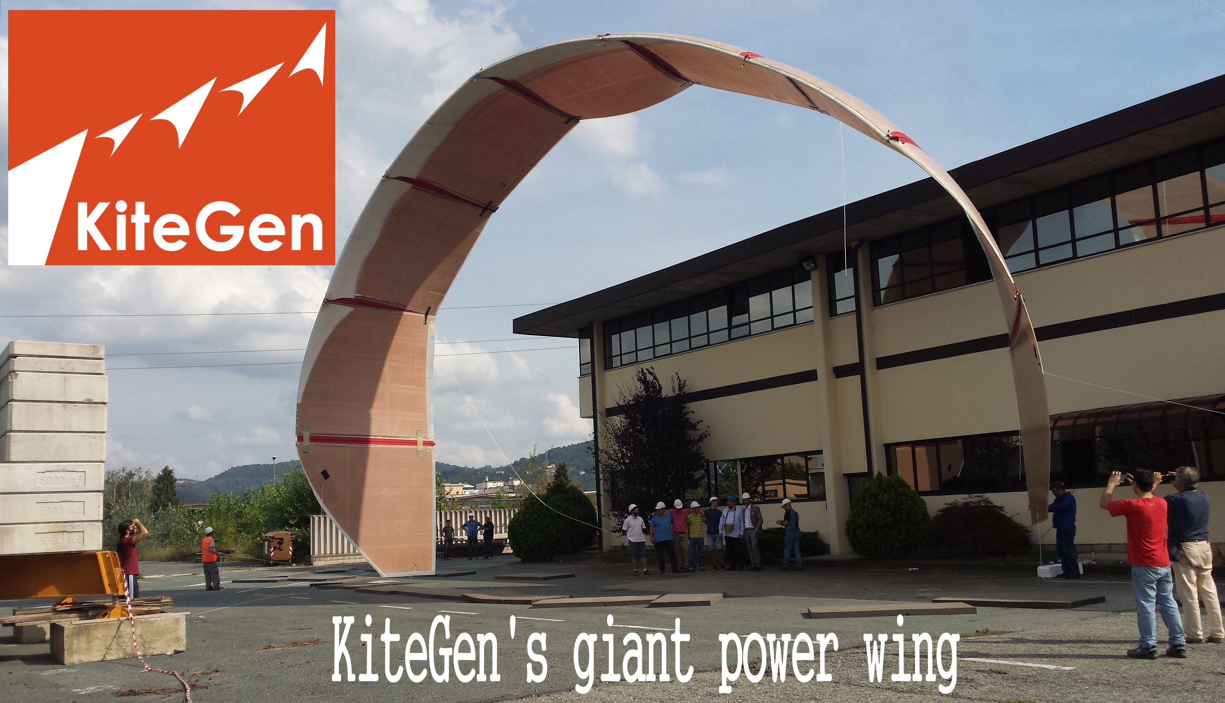 Kitegen Research Wind Turbines For Electricity Generation Come In All Sizes And They The Availability